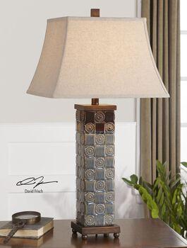 Uttermost Mincio Ceramic Table Lamp