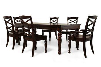 Ashley Porter Seven-Piece Dining Set
