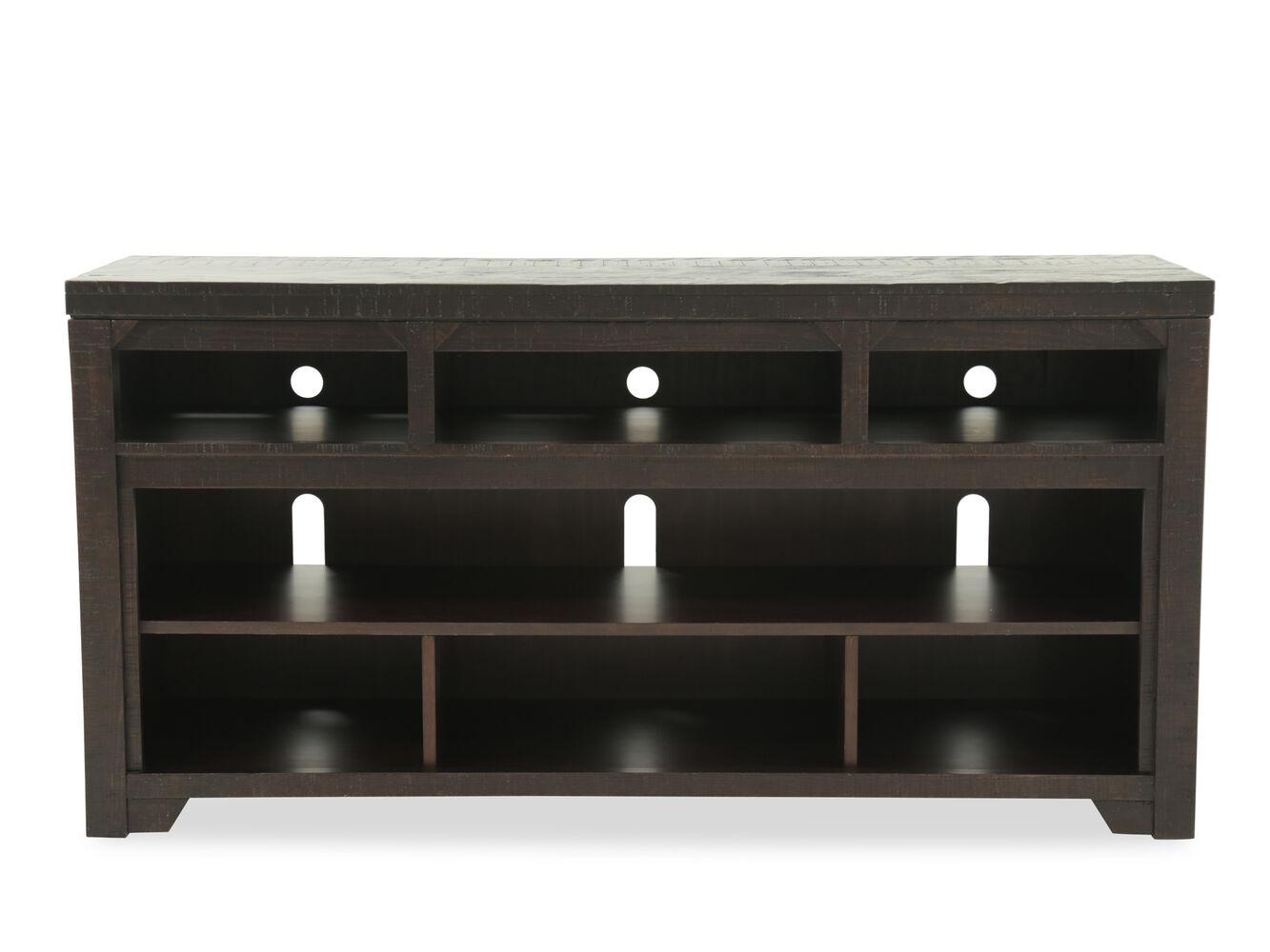 Ashley Furniture Dark Brown Rogness Tv Stand Mathis
