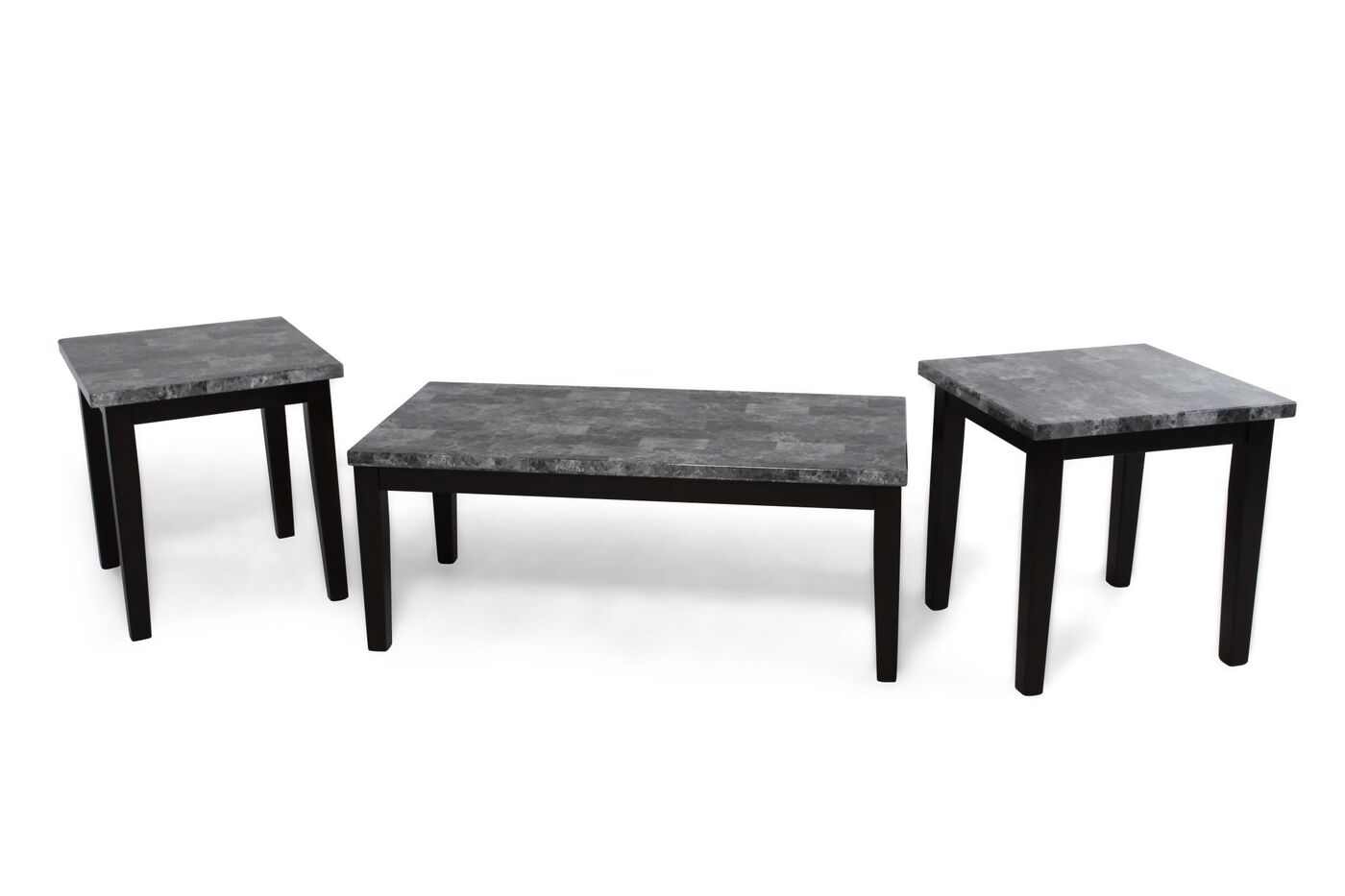 ashley maysville aikane coffee table set mathis brothers