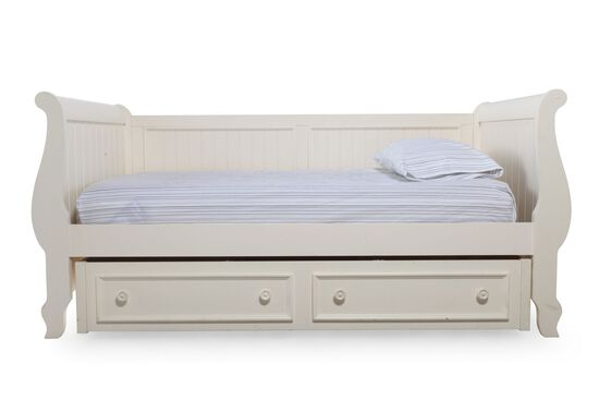 Legacy Summer Breeze Cottage White Daybed with Trundle
