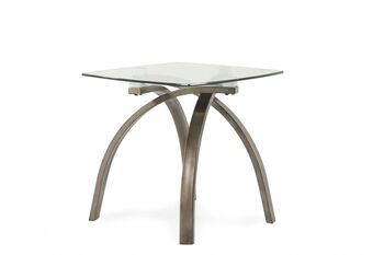Magnussen Home Frisco Square End Table