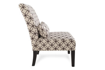 Ashley Annora Brown Accent Chair