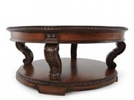 Legacy Pemberleigh Round Cocktail Table