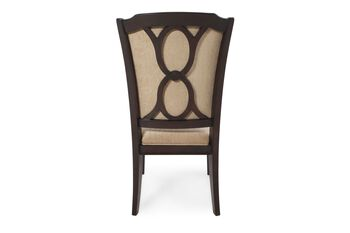 Legacy Sophia Pair Ribbon Back Side Chairs