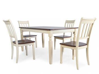 Ashley Whiteburg Five-Piece Dining Set