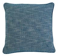 Ashley Chevron Teal Pillow