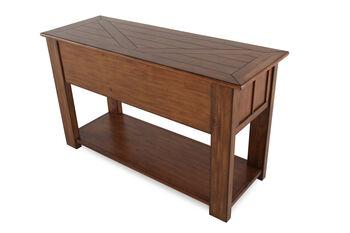 Magnussen Home Harper Farm Sofa Table