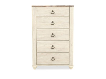 Ashley Willowton Five-Drawer Chest