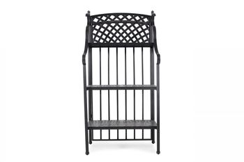 World Source Castle Rock Patio Baker's Rack