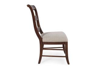 Hooker Archivist Upholstered Ladderback Side Chair