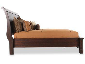 Aspen Bayfield King Sleigh Bed
