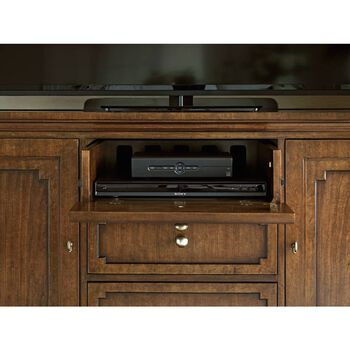 Stanley Fairfax Potomac Cherry Four Piece Media Unit