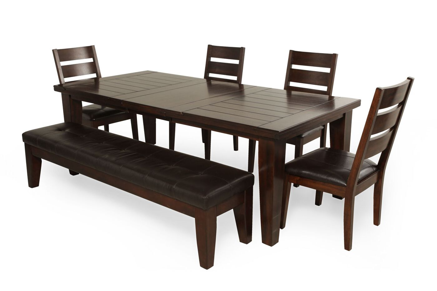 Mathis Brothers Dining Tables Mathis Brothers Dining  : ASH D4420476PC from honansantiques.com size 1400 x 933 jpeg 79kB