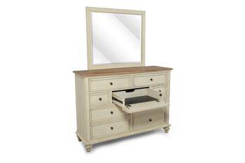Aspen Cottonwood Chesser and Mirror