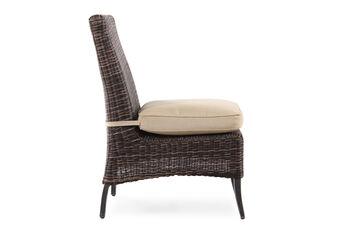 Agio Franklin Woven Armless Chair