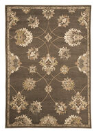 Ashley Adelina Taupe Large Rug