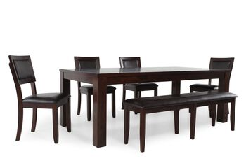 Winners Only Fallbrook Six-Piece Dining Set