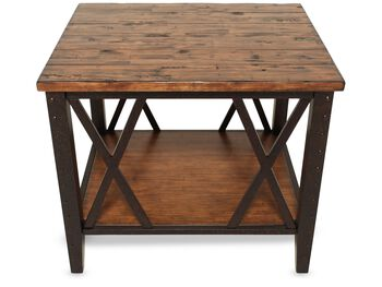 Magnussen Home Fleming End Table
