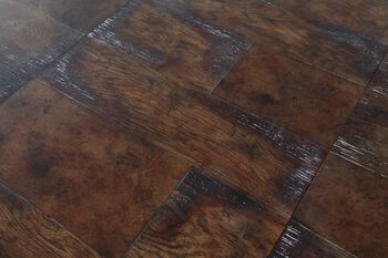 Hooker Willow Bend Rectangle Trestle Table