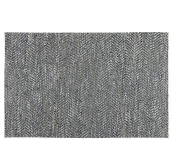 Uttermost Branson 5 X 8 Woven Rug - Gray Blue