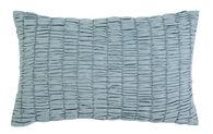 Ashley Stitched Sky Blue Pillow
