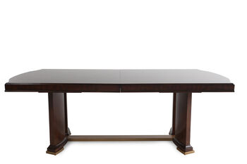 Hooker Skyline Trestle Table