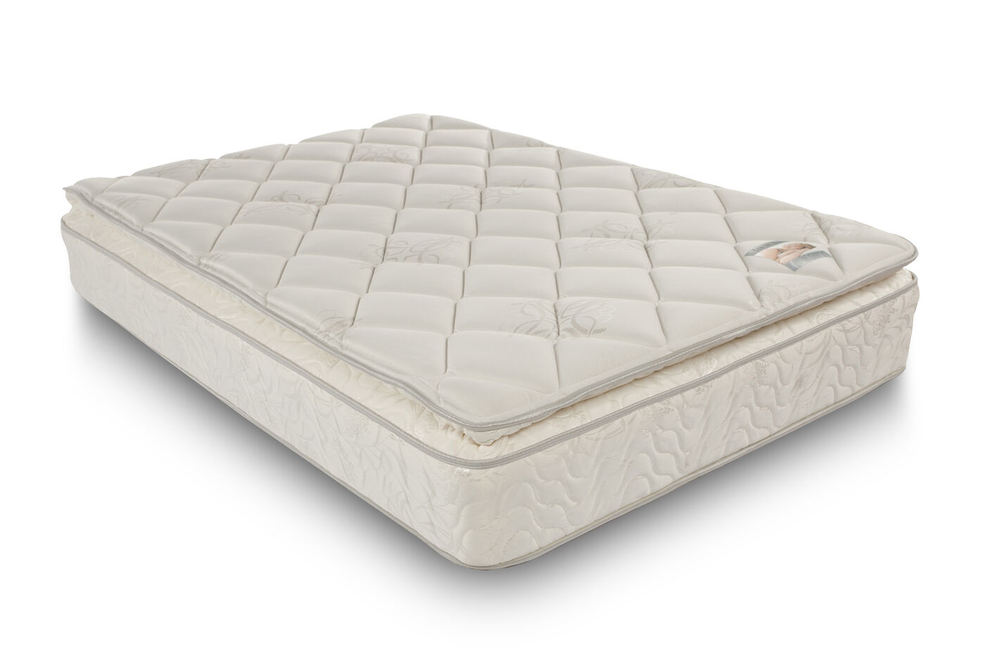 Lady americana comfort rest hotel mattress mathis for Comfort inn mattress brand