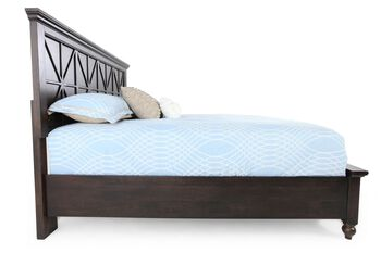 Legacy Thatcher Panel Bed with Storage