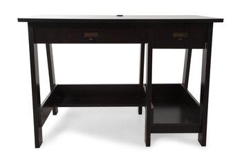 Sauder Select Jamocha Console Desk