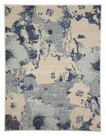 Ashley Lizette Blue Medium Rug