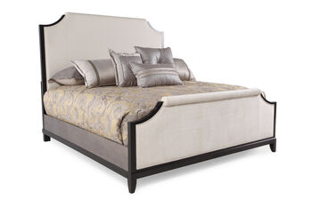 Legacy King Upholstered Bed