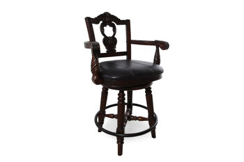 Ashley North Shore 24 Inch Swivel Bar Stool Mathis
