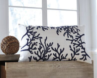Ashley Cankton Blue Pillow
