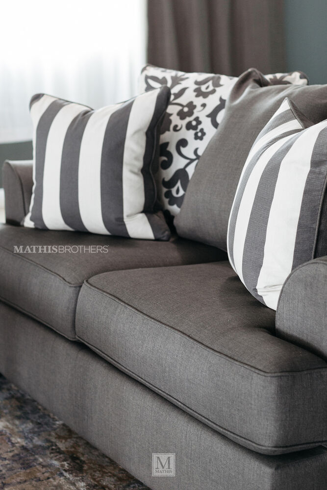 Can You Buy Ashley Furniture Online: Ashley Levon Charcoal Loveseat