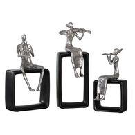 Uttermost Musical Ensemble Statues, S/3