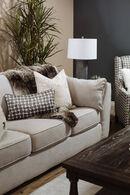 Ashley Lainer Alloy Gray Sofa