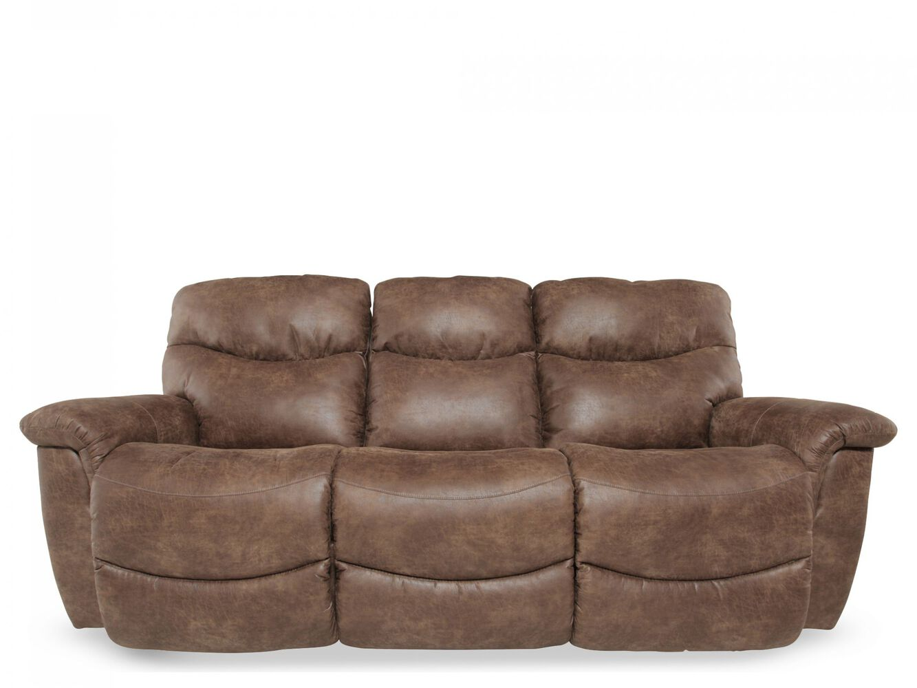 La Z Boy James Silt Performance Leather Power Sofa