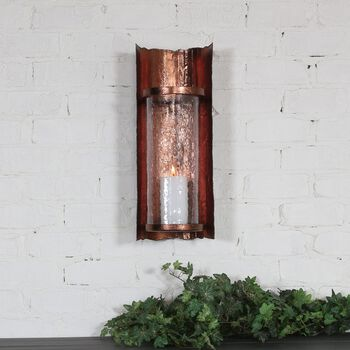 Uttermost Goffredo Candle Wall Sconce