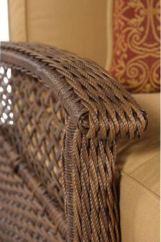 Agio Veranda Woven Chaise Lounge