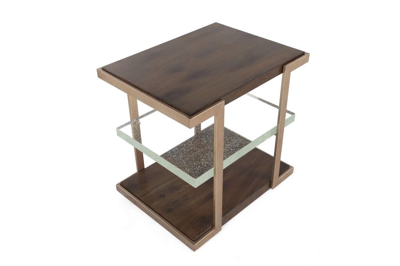 Modern end tables - Caracole Modern End Table Caracole Modern End Table