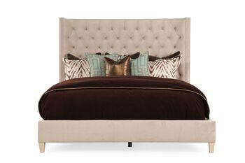 Bernhardt Salon Upholstered Bed