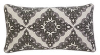 Ashley Geometric Gray Pillow