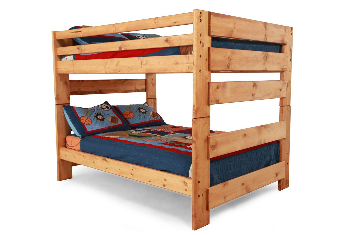 Trendwood Kid S Bunk Bed Mathis Brothers Furniture