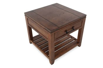 Legacy River Run Rectangular End Table