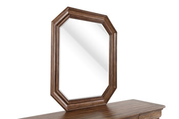 Hooker Archivist Portrait Mirror