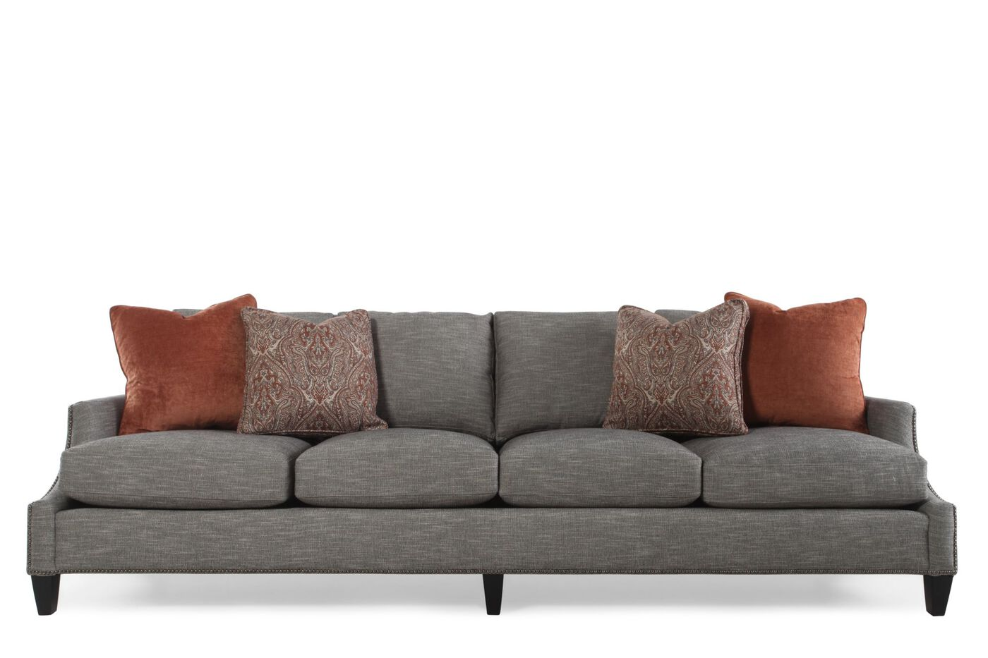 Bernhardt crawford sofa mathis brothers furniture for Where to buy bernhardt furniture online