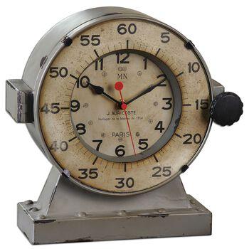 Uttermost Marine Table Clocks
