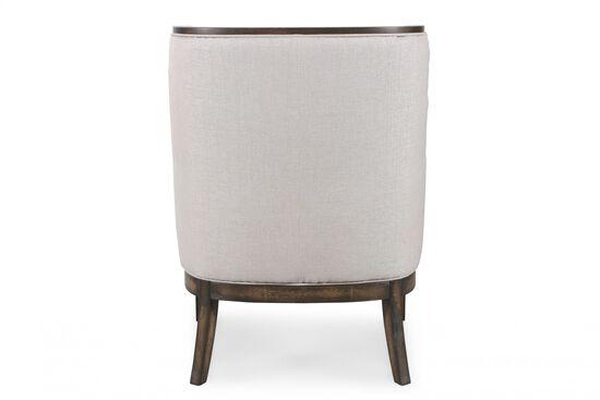 Boulevard Linen Khaki Chair
