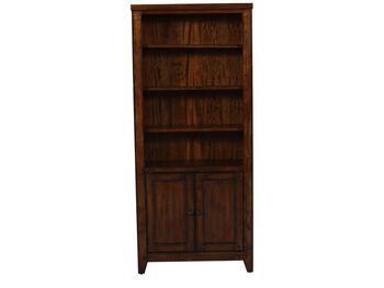Aspen Cross Country Door Bookcase